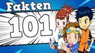 101 Fakten zu「 Digimon 」die du vielleicht noch nicht wusstest