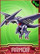 Pteramon Collectors Armor Card