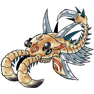 Scorpiomon