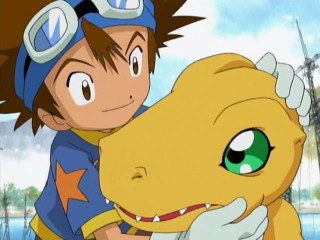 Digimon Warriors
