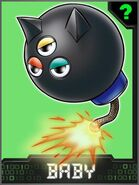 Bommon Collectors Baby Card