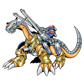 Cannondramon