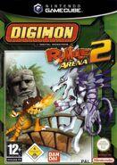 Digimon Rumble Arena 2 (NGC) (PAL)