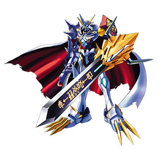 Omnimon X Chronicle Digimonwiki Fandom And, again omnimon (omegamon), leader of royal knights when alphamon is absent. omnimon x chronicle digimonwiki