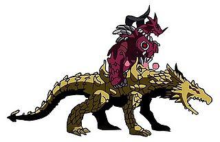 多盧比克獸 暗黑模式