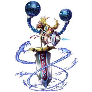 Minervamon X