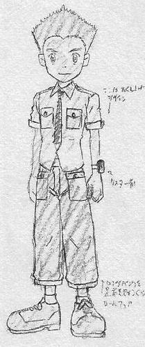 (Manga, 2nd attire)