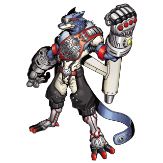 MachGaogamon