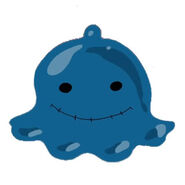 Dripmon Blau