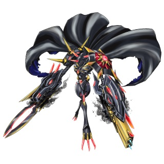 Omegamon Alter-B