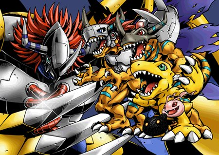 Digimon Collectors
