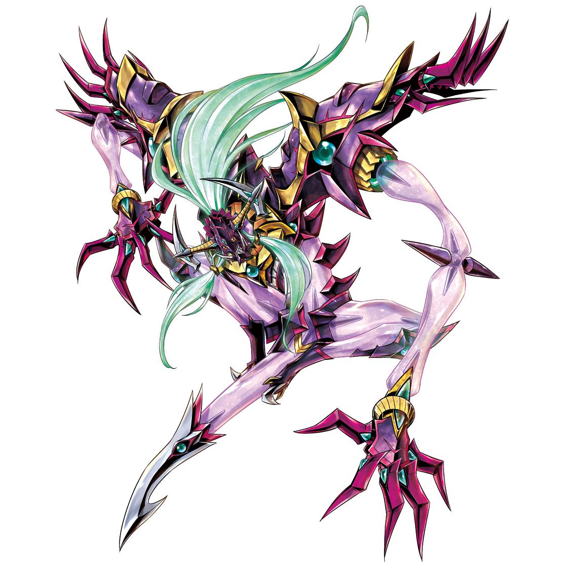 Diablomon (Anticuerpo X)