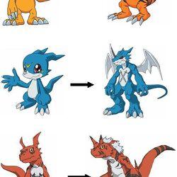 Digivolution