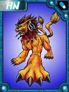 Liamon collectors card