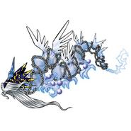 Qinglongmon (Digimon Reference Book)