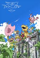 Digimon Adventure tri. (Poster 03)