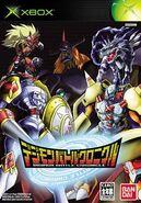 Digimon Battle Chronicle (XBOX) (NTSC-J)