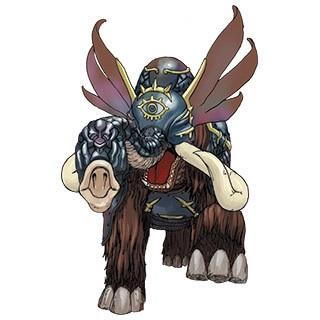 Mammothmon X