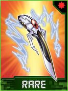BladeKuwagamon Collectors Rare Card