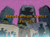 Beelzemon kehrt zurück