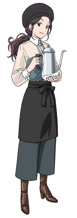 Chihiro Tsukimori