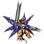 MetalGreymon Alterous Mode b