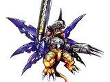 MetalGreymon Alterous Mode