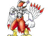 人面戰鷹獸