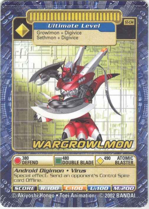 WarGrowlmon