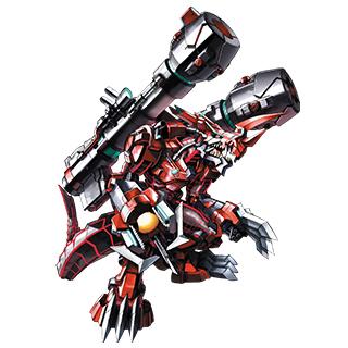Chaosdramon X