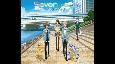 "Digimon Adventure Tri Ending 2 (sub. español)- ""Seven"" ~Tri"