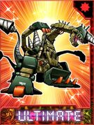 Breakdramon Collectors Ultimate Card