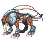 Dinotigermon b
