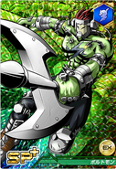 Boltmon Crusader card