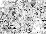 Digimon Next Batalla Final Cameo
