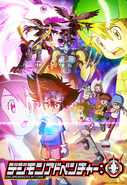 Digimon Adventure 2020 (Poster 02)