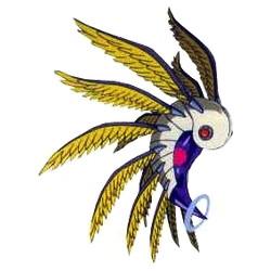 Lucemon Larva