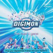 Digimon board game