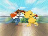 Lista de episodios de Digimon Savers