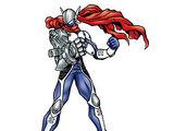 Justimon (Blitz Arm)