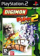 Digimon Rumble Arena 2 (PS2) (PAL)