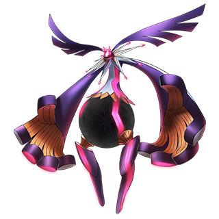Cherubimon (Evil) X