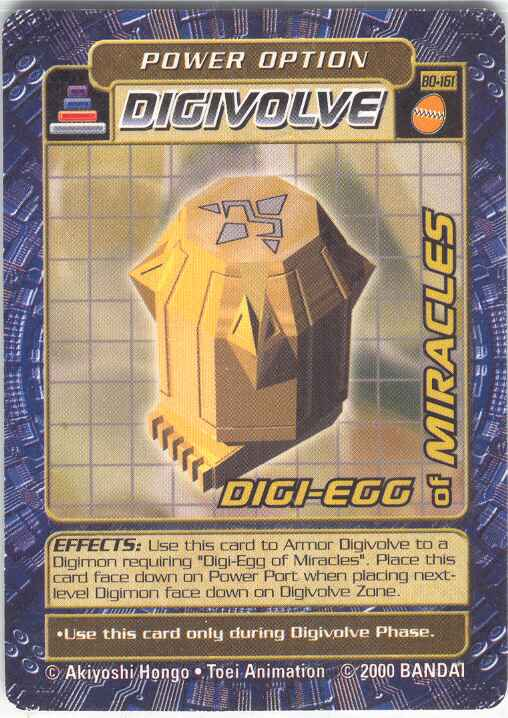 Digi-Egg of Miracles