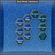 World Map Yokohama Village
