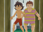 4-15 Takuya and J.P. Swimwear