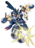 MetalGarurumonX 2