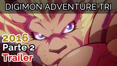 Trailer Digimon Adventure tri parte 2-Digimon Adventure Tri- Decisión -Trailer Sub Español (2016)
