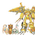 Shoutmon EX6 and Royal Knights squires (Cat forms) m.png