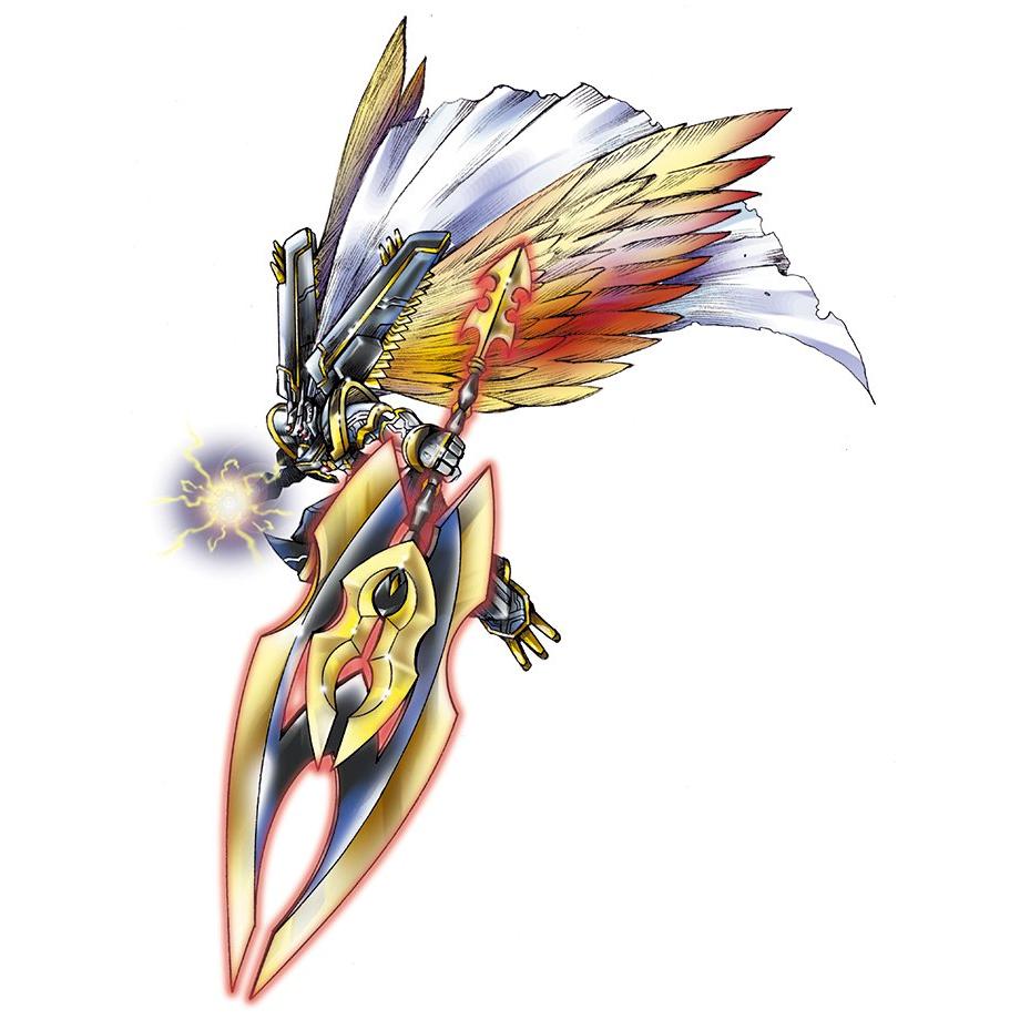 Alphamon: Ouryūken