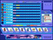 Digimon Battle Server Lobby 1
